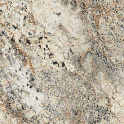 5 in. x 7 in. Laminate Countertop Sample in 180fx Cafe Azul with Radiance Finish
