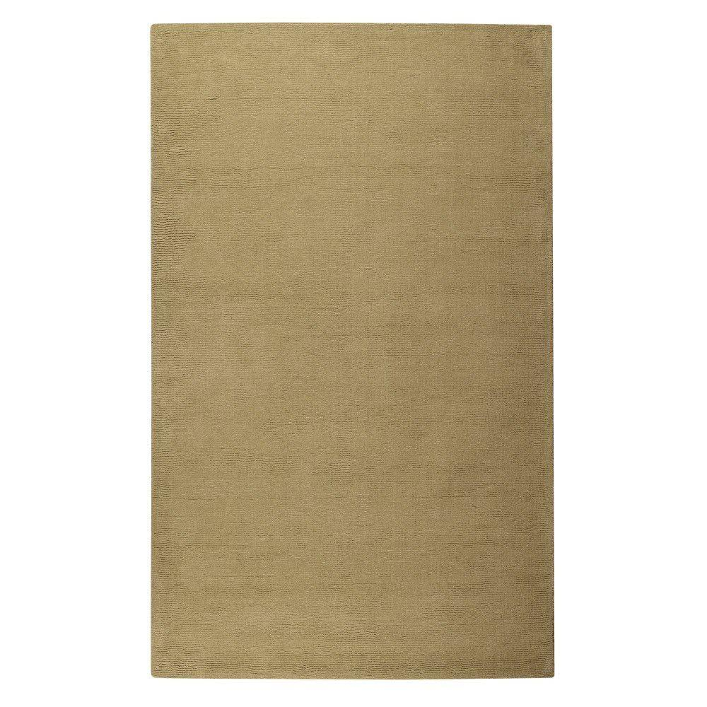 Home Decorators Collection Odyssey Gold 8 ft. x 11 ft. Area Rug