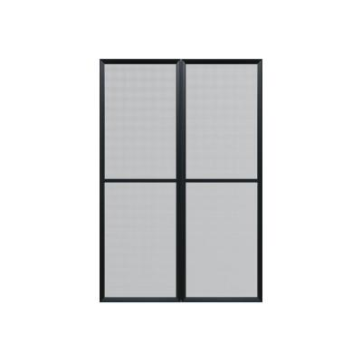 53.9 in. W x 80.6 in. H Garda/SanRemo/Ledro Gray Screen Door Set (2-Piece)