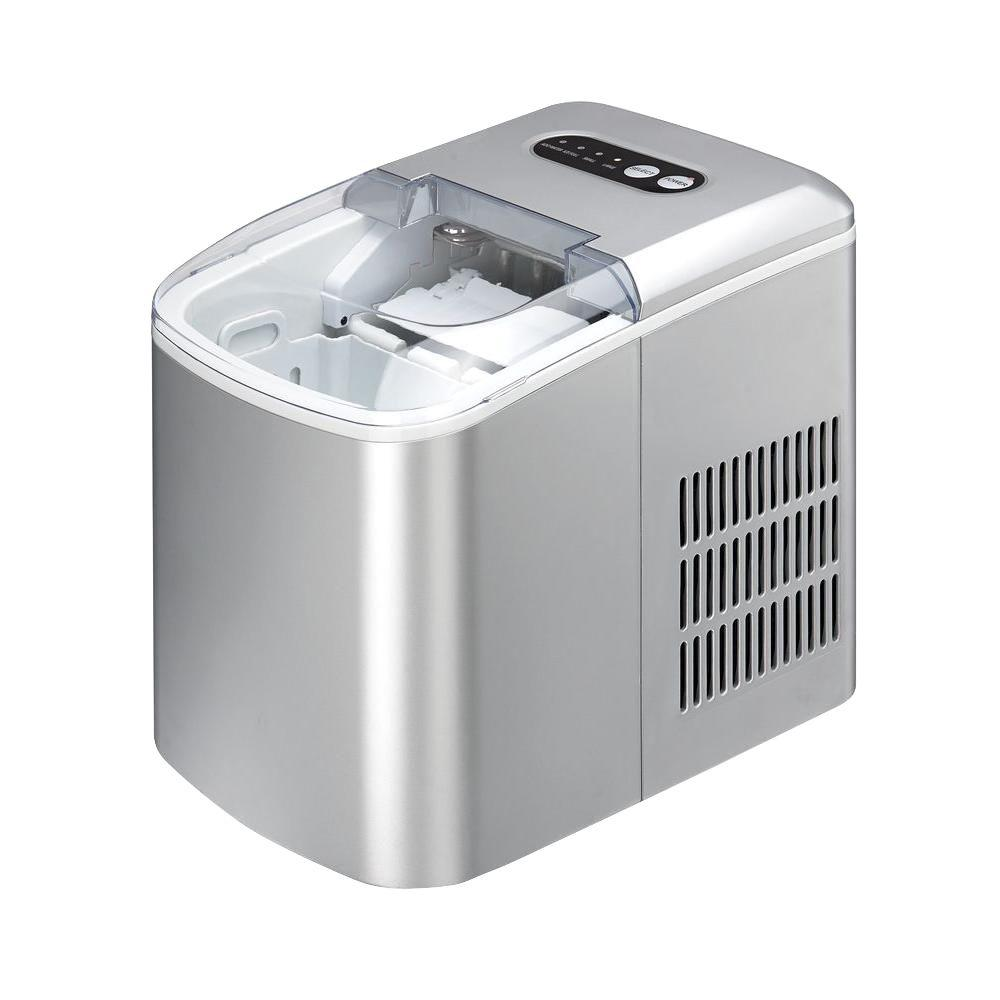 SPT 26 lb. Freestanding Ice Maker in