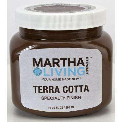 10 oz. Potting Soil - Terra Cotta Paint