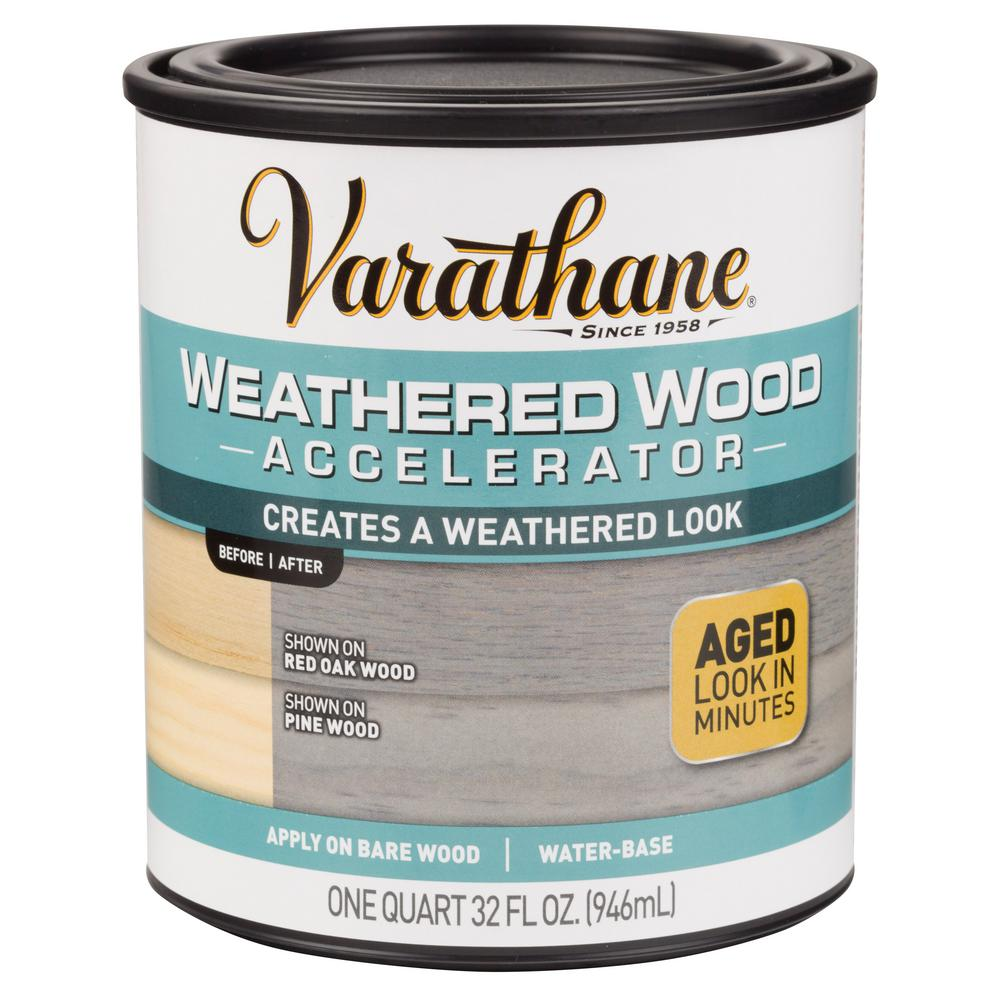 Weathered Wood Interior Accelerator (Case Of 2)
