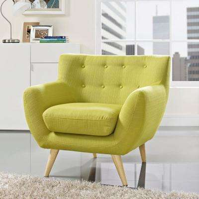 Remark Wheatgr Upholstered Armchair