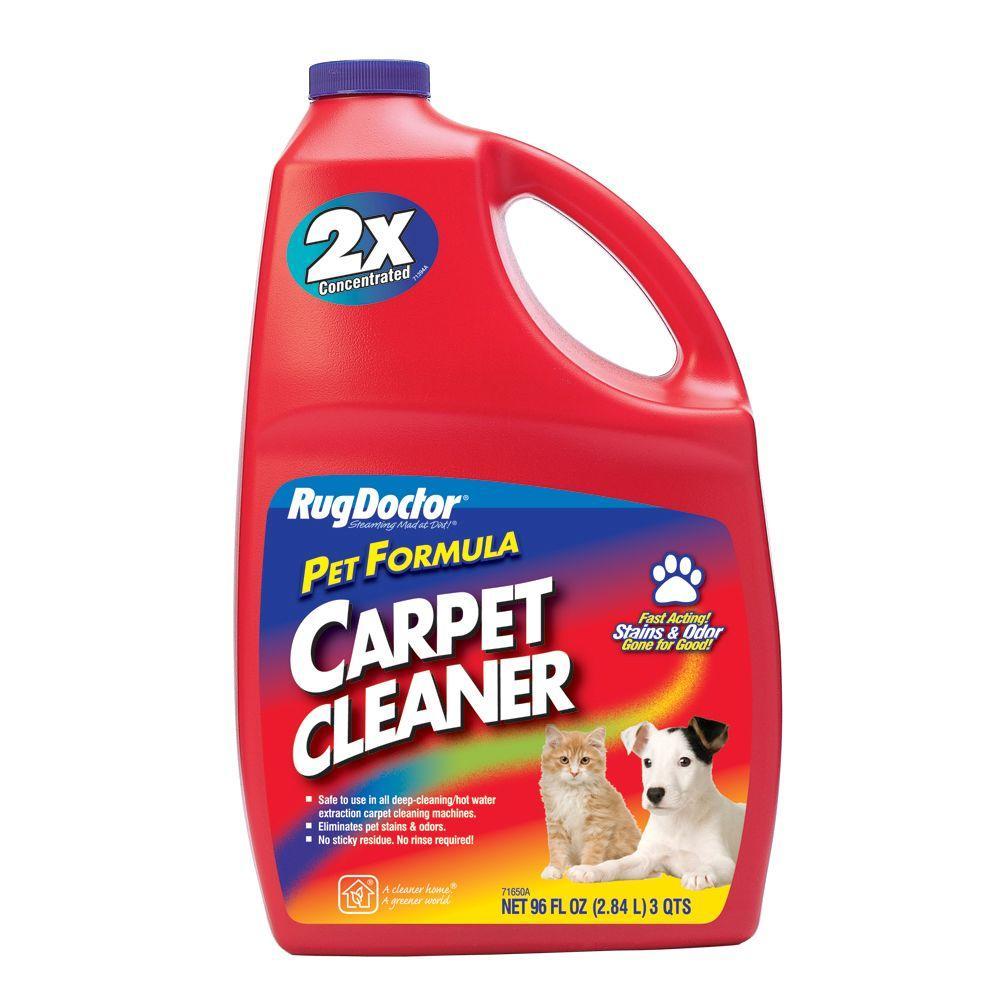 Rug Doctor 96 Oz Pet Formula Carpet Cleaner