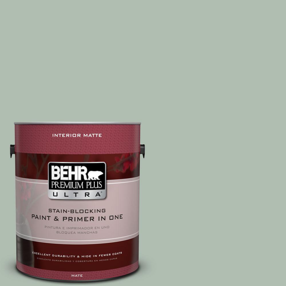 450e 3 Southern Breeze Matte Interior Paint
