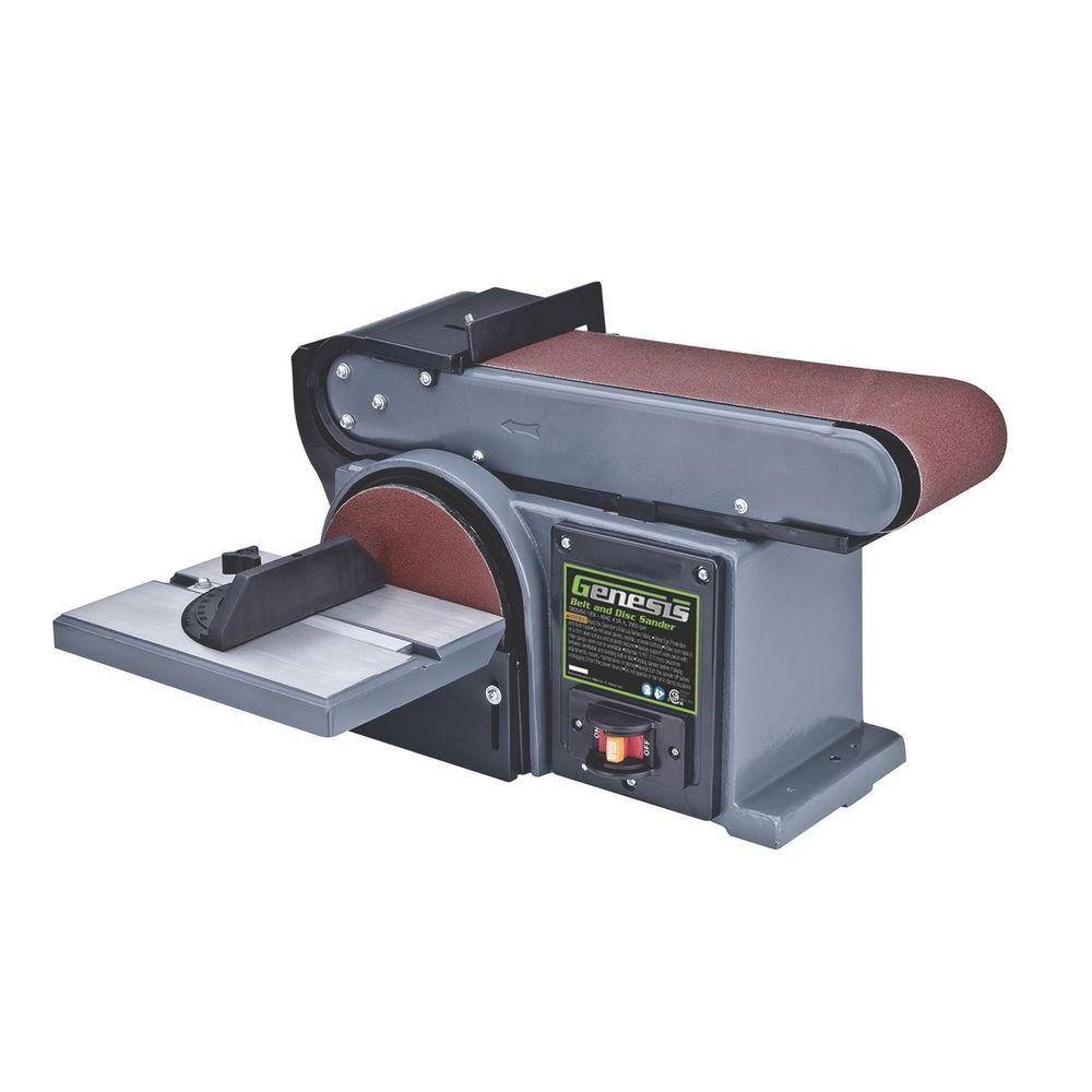 Genesis 4.5-Amp Belt and Disc Sander by Genesis