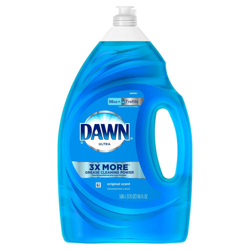 Dawn Ultra 56 Oz Original Scent Dish Soap 003700011045
