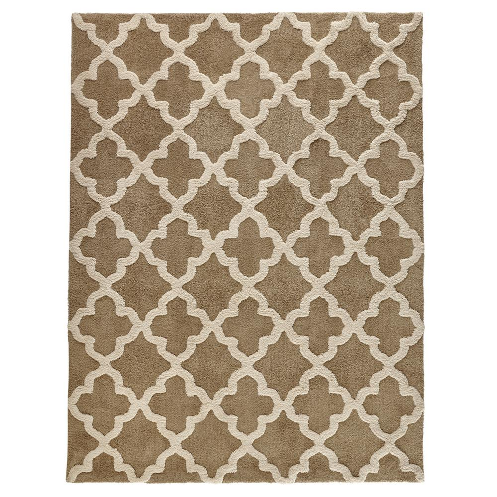 Home Decorators Collection Canterbury Linen 8 Ft X 10 Ft