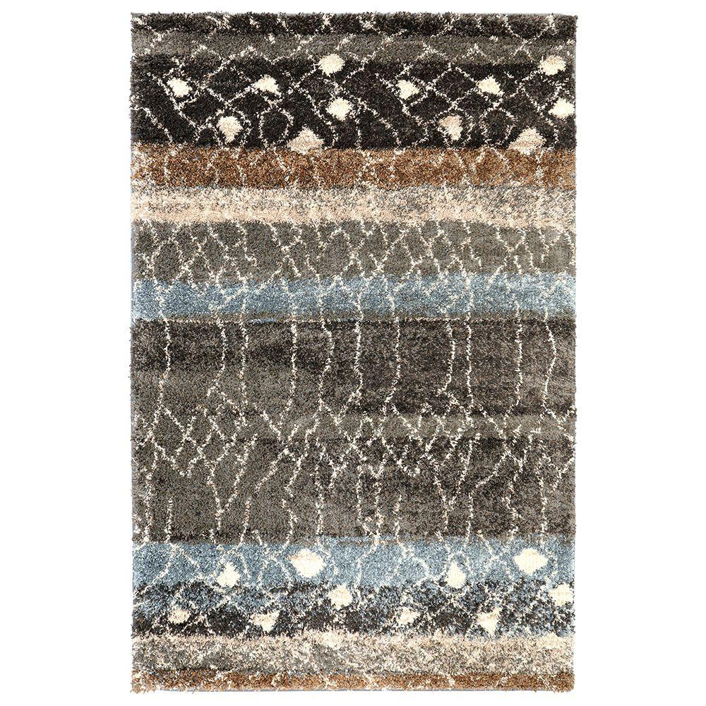 Mohawk Home Adobe Multi 8 Ft X 10 Ft Indoor Area Rug 489076 The