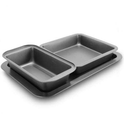 Top Bake 3-Piece Bakeware Set