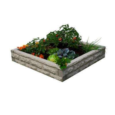 Sandstone Raised Garden Bed