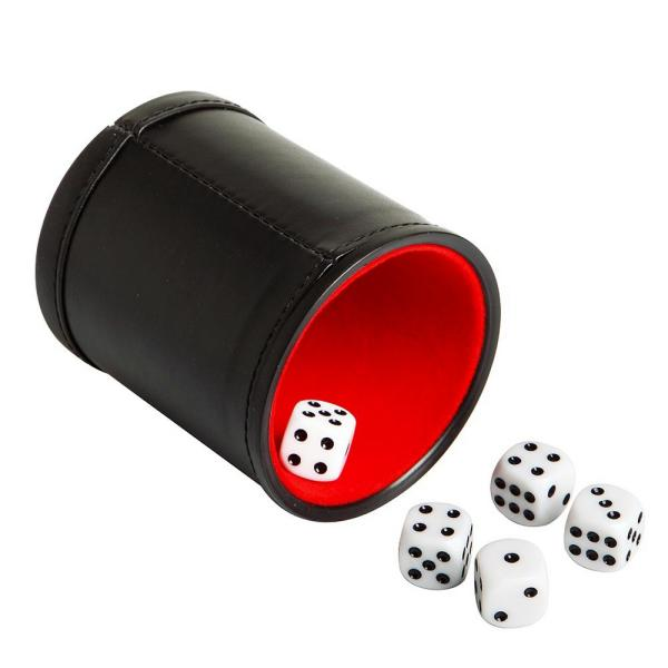 Hathaway Modifier Dice Cup with 5-Dice BG2131