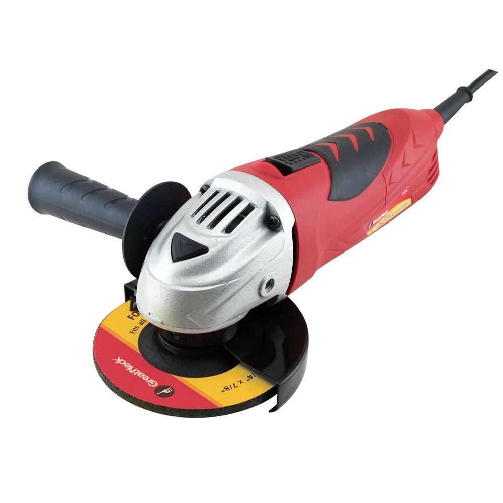 Great Neck Saw 4-1/2 in. Angle Grinder