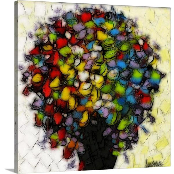 Modern Art Glass Painting Outline Designs