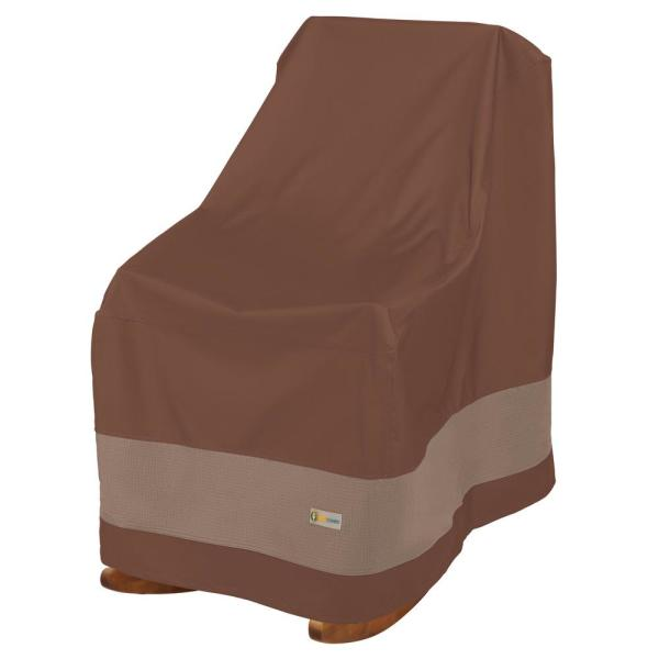 Ultimate 28 in. W x 33 in. D x 40 in. H Rocking Chair Cover