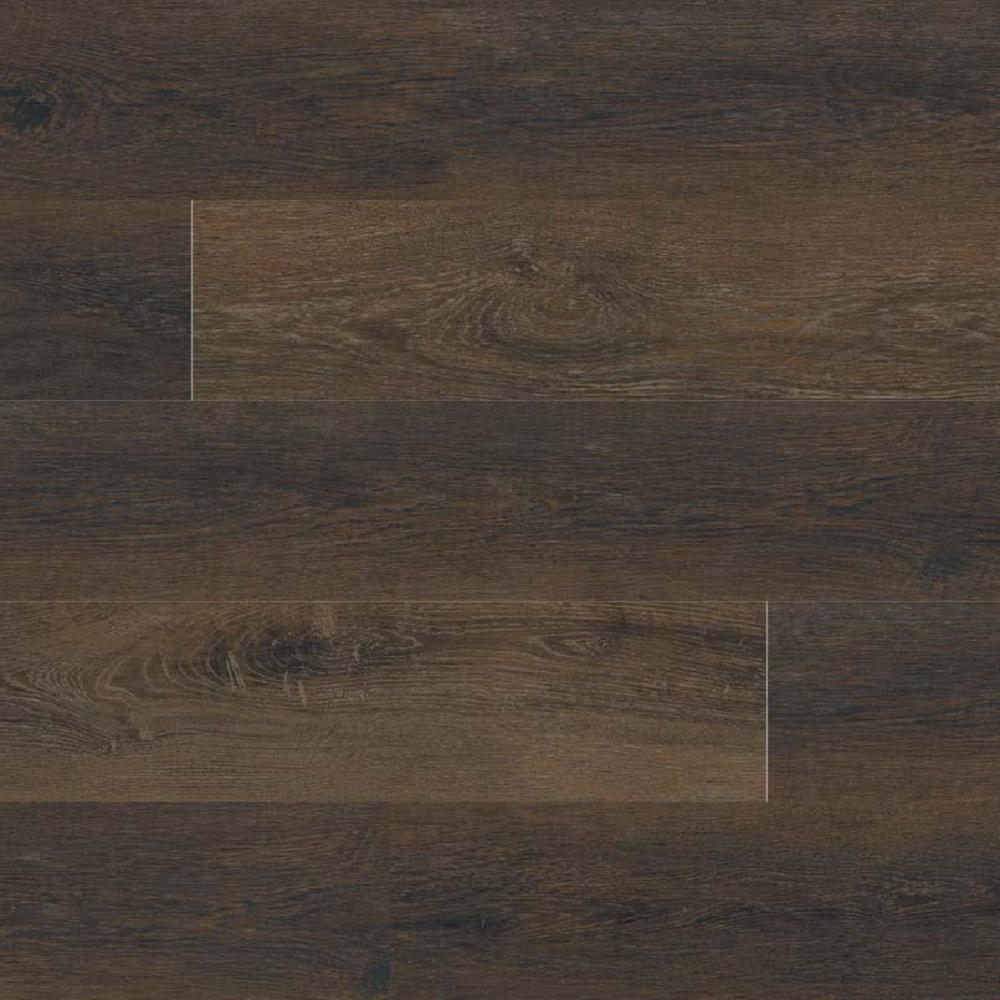 MSI Lowcountry Aged Walnut 7 in. x 48 in. Glue Down Luxury Vinyl Plank Flooring (39.52 sq. ft. / case)