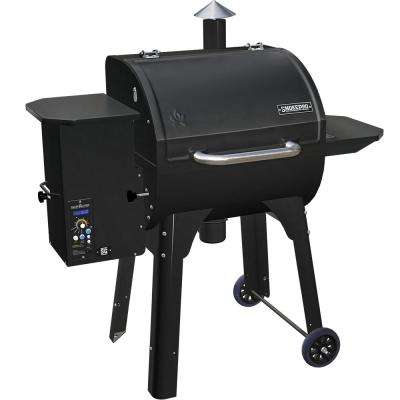 SmokePro SG Pellet Grill in Black