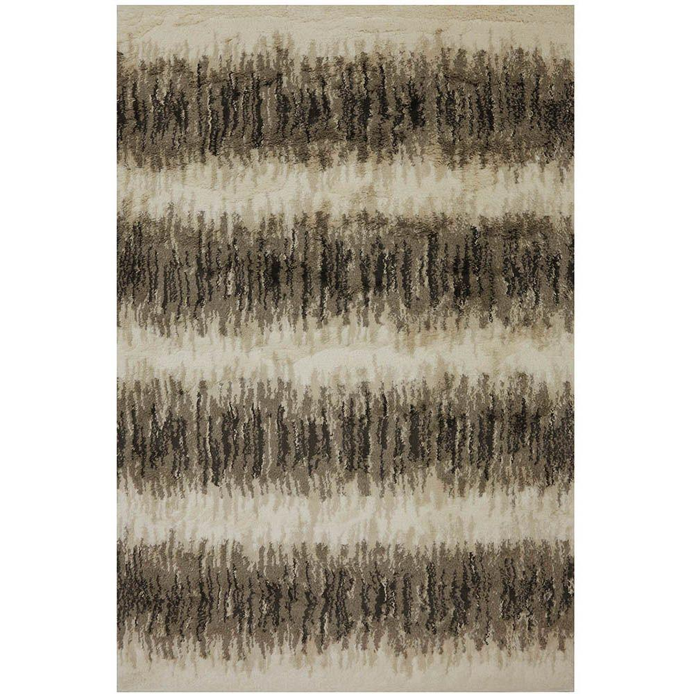 American Rug Craftsmen Twin Falls Ivory 5 ft. 3 in. x 7 ft. 10 in. Area Rug