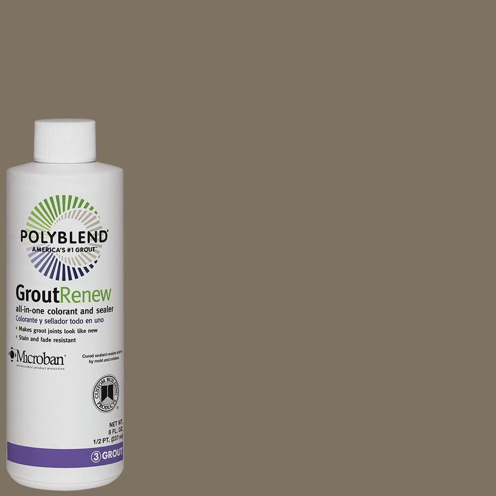 Custom Building Products Polyblend #541 Walnut 8 oz. Grout Renew Colorant