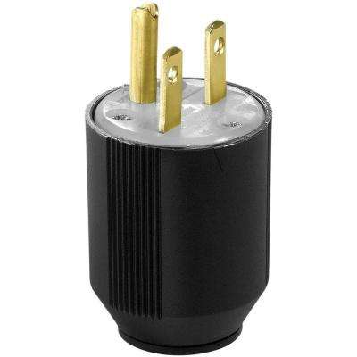 15 Amp 125-Volt 6-15 AutoGrip Plug and Connector