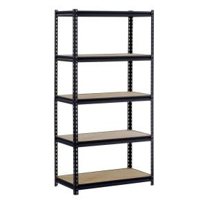72 in h x 48 in w x 18 in d 5 - Gladiator Shelving