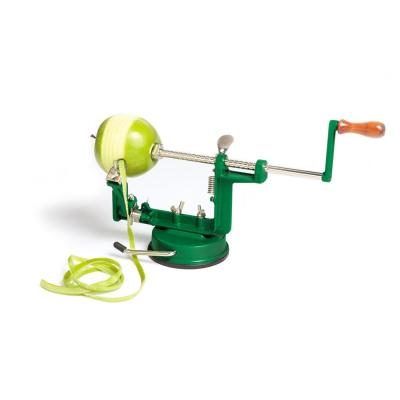 Green Apple Peeling Machine with Suction Base