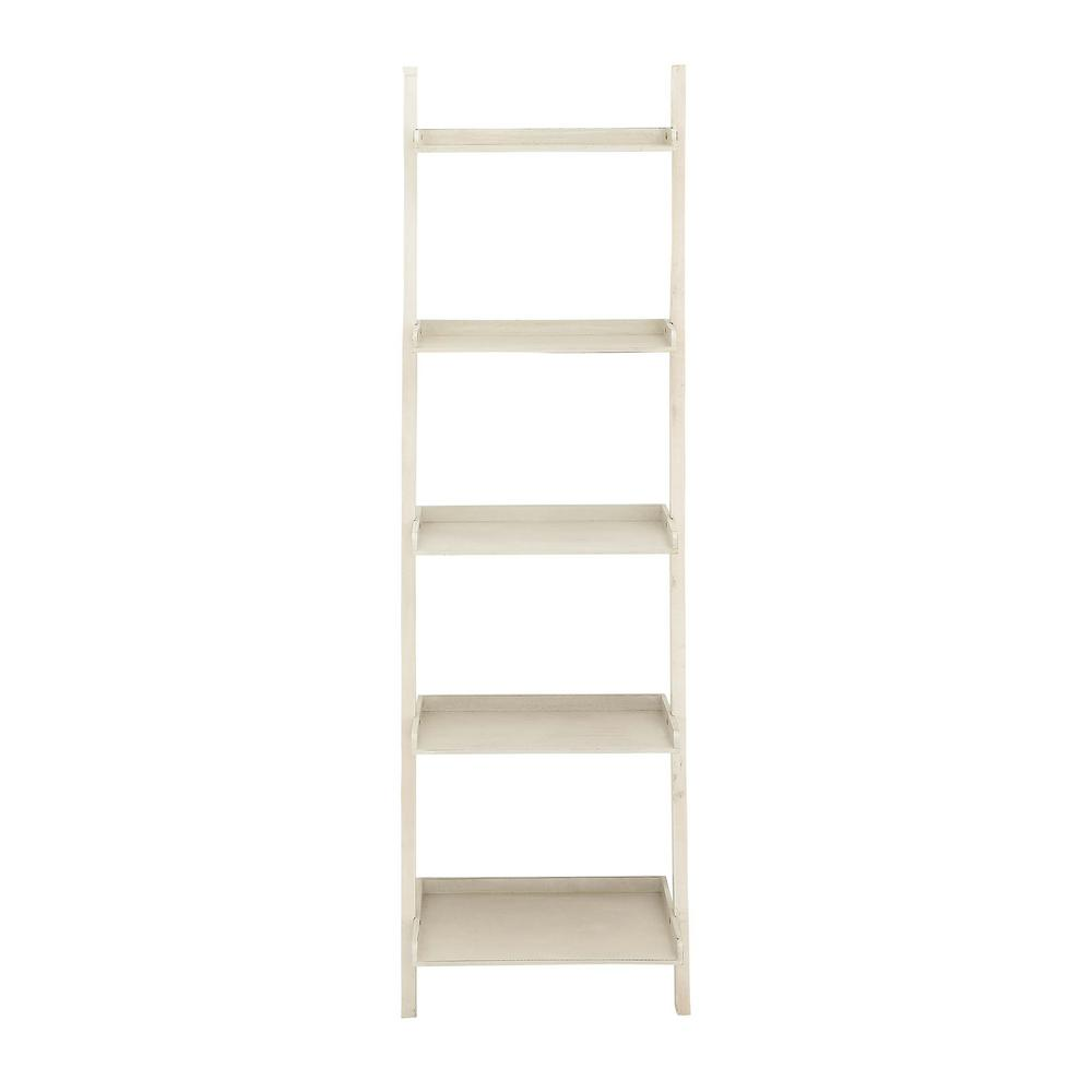 White Open Bookcase 96198 The Home Depot
