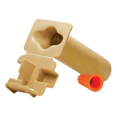 GTSR (Direct Bury Grease Tube with Strain Relief) with Orange Nut Wire Connector (25-Pack per Bag)