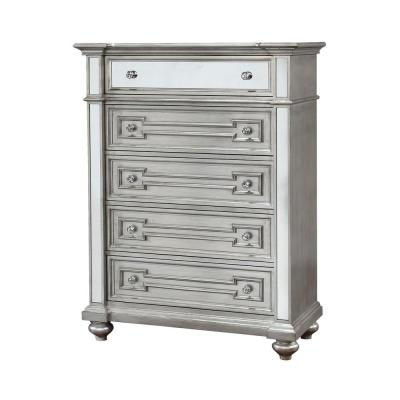 Salamanca Champagne Contemporary Style Chest