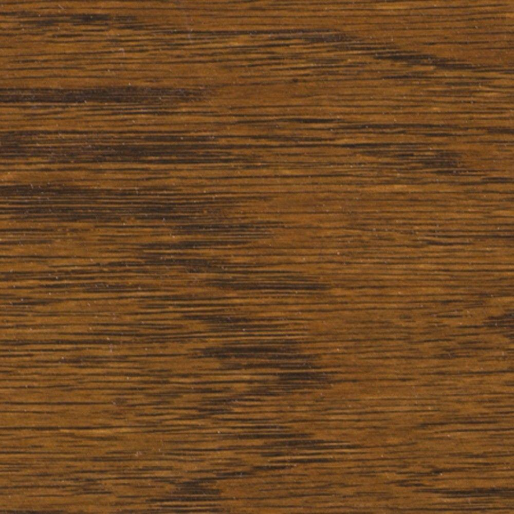 Millstead Take Home Sample Artisan Hickory Sepia Engineered Click Hardwood Flooring 5 In. X 7 In.