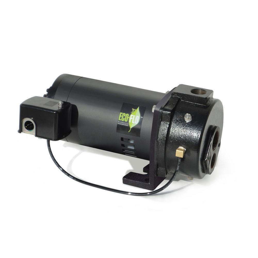 eco flo convertible jet pumps efcwj10 64_1000 well pumps & systems pumps the home depot