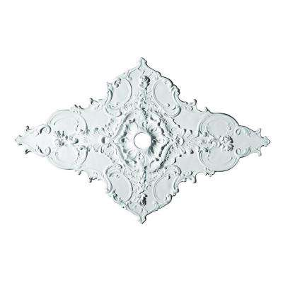 62 in. x 44 in. Rachael Medallion