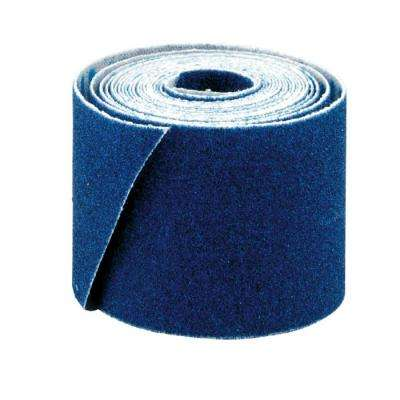 1-1/2 in  x 10 Yards Sand-cloth Plumbers Grit Roll