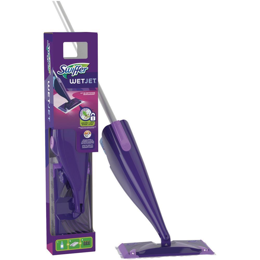 Swiffer Wet Jet Safe For Laminate Floors Carpet Vidalondon