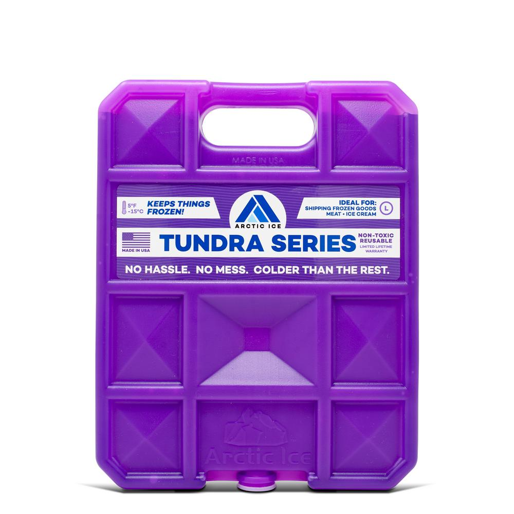 Arctic Ice Tundra Series Large Container Freezer Pack (+5 Degrees F)