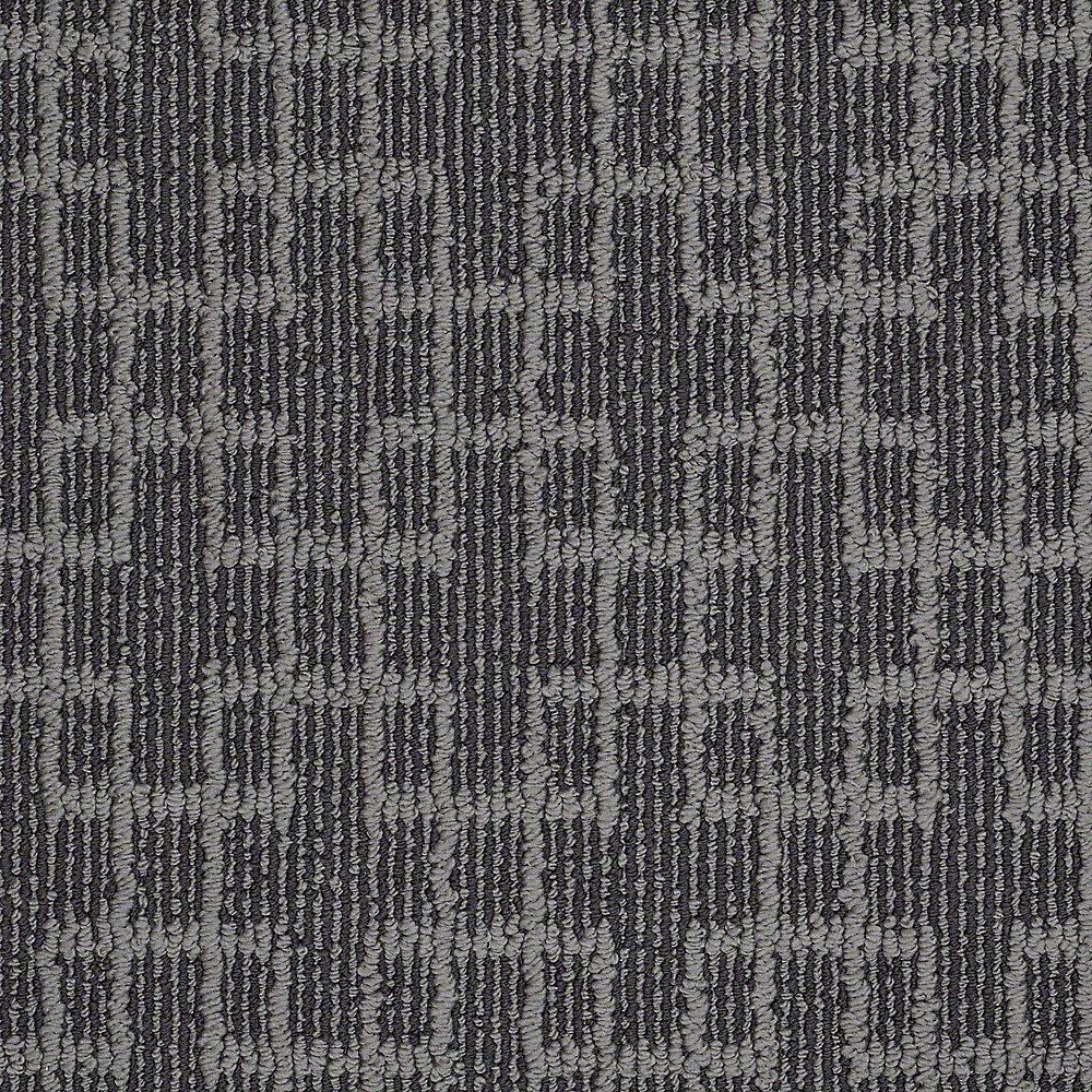 Quilted Dreams - Color Draw Bridge Pattern 12 ft. Carpet