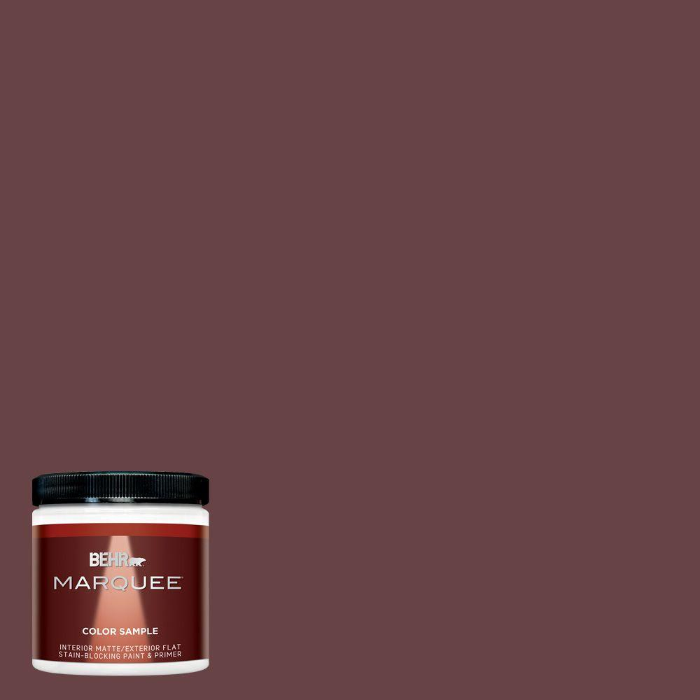 Behr exterior paint behr colors behr interior paints behr house - Behr Marquee 8 Oz Mq1 14 Twinberry Interior Exterior Paint Sample