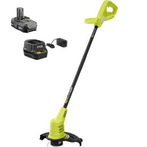 Deals on RYOBI 18-Volt ONE+ Lithium-Ion Cordless String Trimmer P20130
