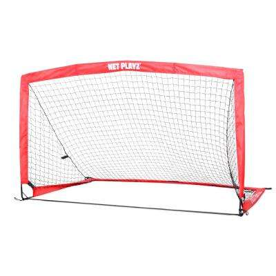 Net Playz Small Soccer Speedy Playz Instant Portable Soccer Goal