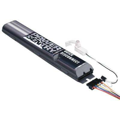 Power Sentry Quick Disconnect Damp Location Emergency Ballast for Fluorescent Fixtures