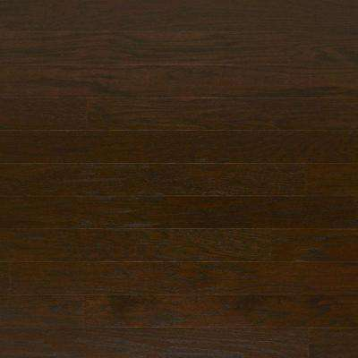 Scraped Oak Timber 3/8 in. Thick x 4-3/4 in. Wide x Random Length Engineered Click Hardwood Flooring (33 sq. ft. / case)