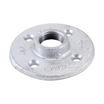 3/4 in. Galvanized Iron Floor Flange
