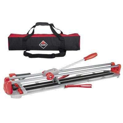26 in. Star Max Tile Cutter with Bag