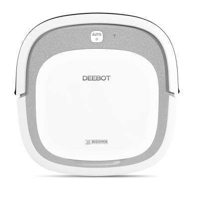 DEEBOT Slim2 Robotic Vacuum Cleaner for Bare Floors Only with Dry Mopping Feature