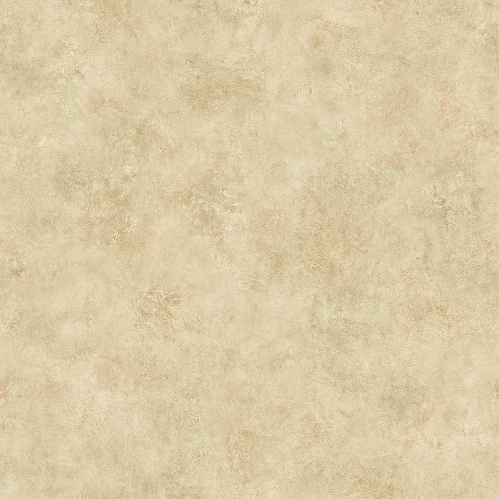 Zoe Sand Coco Texture Wallpaper, Gold