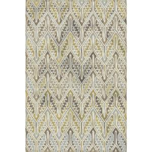 Dynamic Rugs Royal Treasure Amber/Mocha 7 ft. 10 inch x 10 ft. 10 inch Indoor Area Rug by Dynamic Rugs