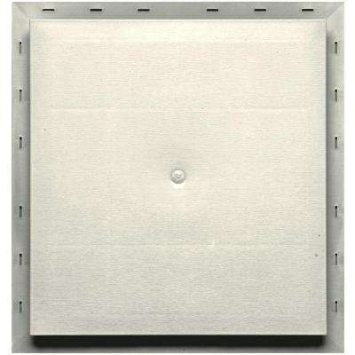 15.5 in. x 16.5 in. #034 Parchment Meter Mounting Block