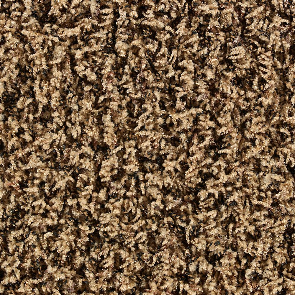 Martha Stewart Living Clivenden Brown Alpaca 6 in. x 9 in. Take Home Sample-DISCONTINUED