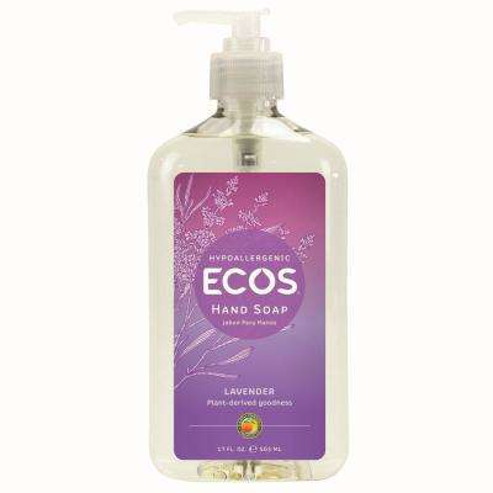 17 oz. Pump Bottle Lavender Scented Hand Soap
