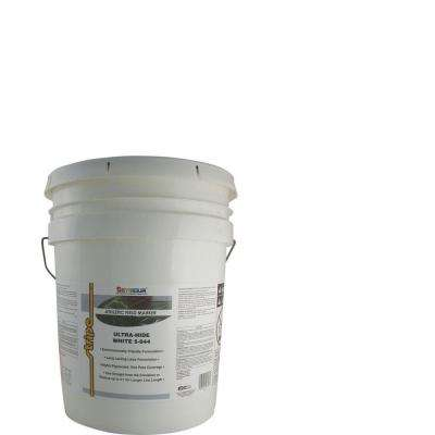 5 gal. White Stripe Bulk Athletic Field Marking Paint